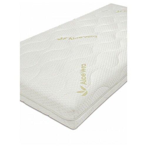 Матрас детский ортопедический Mr Sandman Aloe Vera Sandee, 60x90 см, белый кровать приставная mr sandman sandee ваниль