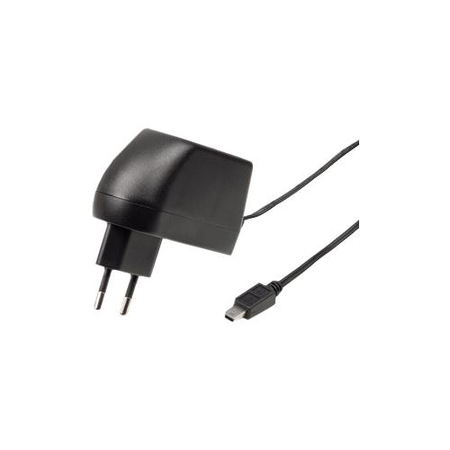 Зарядное устройство Hama H-88473 для навигаторов miniUSB 5В/2А