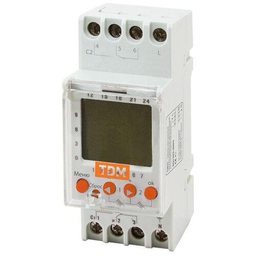 Таймер TDM ЕLECTRIC SQ1503-0003 ТЭ822 waves platinum tdm bundle tdm