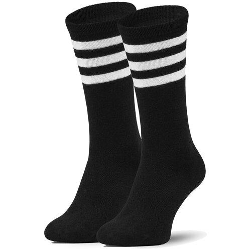Носки Красная Жара (черный; белый) 36-40