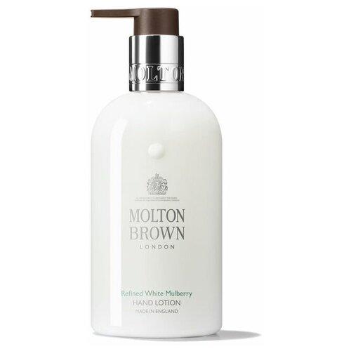 Купить Molton Brown лосьон для рук Refined White Mulberry Hand Lotion 300 мл. Арт.NHН018