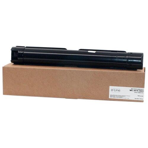 Тонер-картридж e-Line 006R01573 для Xerox WC 5019, WC 5021 (Чёрный, 9000 стр.)