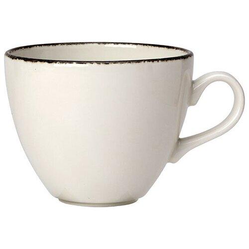 Чашка чайная «Чакоул дэппл», 0,35 л., черный, фарфор, 1756 X0019, Steelite