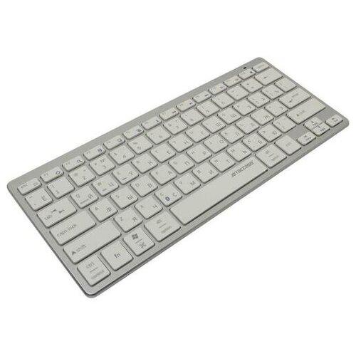 Клавиатура Jet.A Slim Line K4 BT White