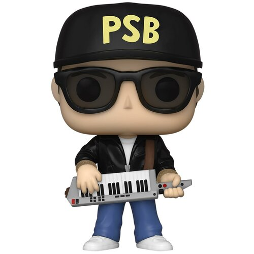 adam lowe chris kelso terror scribes Фигурка Funko POP! Rocks: Крис Лоу (Chris Lowe) Пет Шоп Бойз (Pet Shop Boys) (41208) 9,5 см