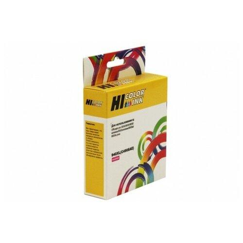 Фото - Картридж Hi-Black (HB-C4908AE) для HP Officejet Pro 8000/8500, №940XL, M картридж t2 c4907a 940xl для hp officejet pro 8000 8500 голубой