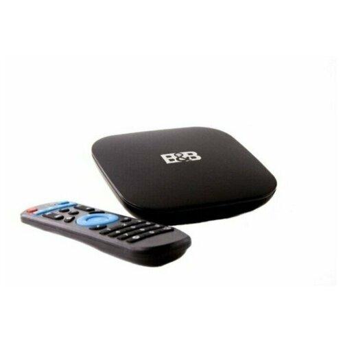 Медиаплеер-Android SmartTV 4К приставка B&B ND2 2/16 Подписка окко в подарок