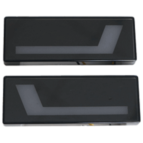 Повторитель поворота ВАЗ 2121,21213,21214,нива урбан тюнинг LED(белый свет)к-т 2 шт.N009