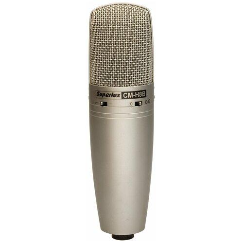 Superlux CMH8B Конденсаторный студийный микрофон