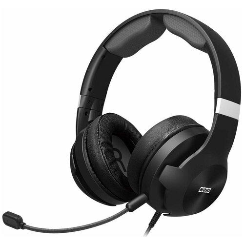 Гарнитура проводная стерео Hori (AB06-001U) (Xbox One/Series X/S/Win)