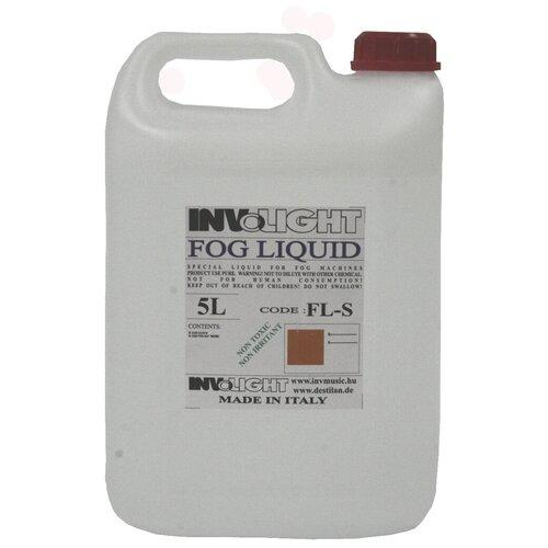 Жидкость для генераторов дыма INVOLIGHT FL-S