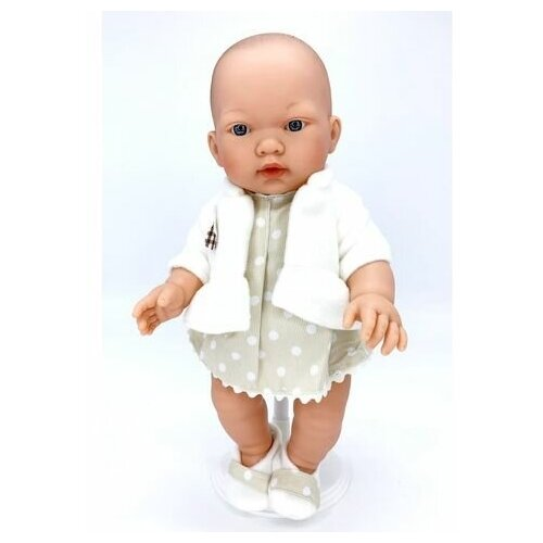Кукла D'Nenes виниловая 34см LEAN (054007)