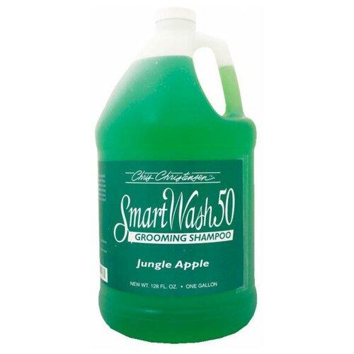 chris mi hybridkraftfahrzeuge Chris Christensen Шампунь с ароматом яблока (концентрат 1:50), Chris Christensen Jungle Apple, 3.8л
