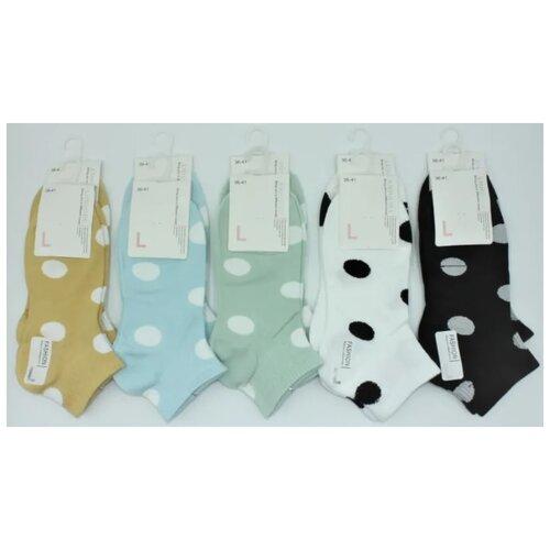 Носки Amigobs 9291, 10 пар, размер 36-41, разноцветный
