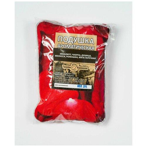Подушка ароматическая эвкалипт, чабрец, душица, мелисса, ромашка, мята 10x15, шт.