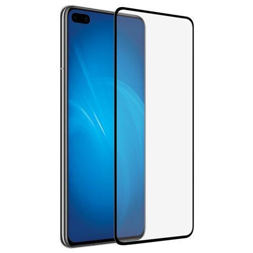 Закаленное стекло DF для Huawei P40 Pro 3D Full Screen Black Frame hwColor-114 закаленное стекло df для huawei p30 pro 3d full screen black hwcolor 94