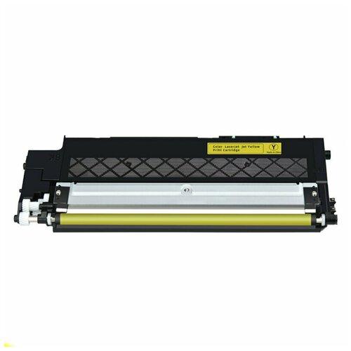 hp cb320he 178 yellow Тонер-картридж GalaPrint W2072A (№117A) с чипом, для лазерного принтера HP Color Laser 150, 178, 179, Yellow (желтый), совместимый