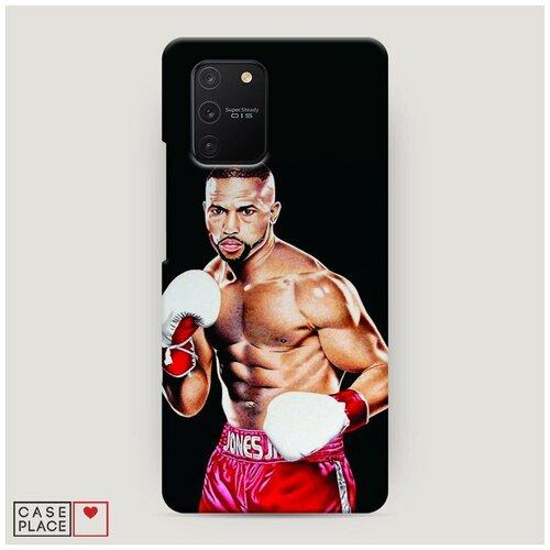 Чехол Пластиковый Samsung Galaxy S10 Lite Рой Джонс 1