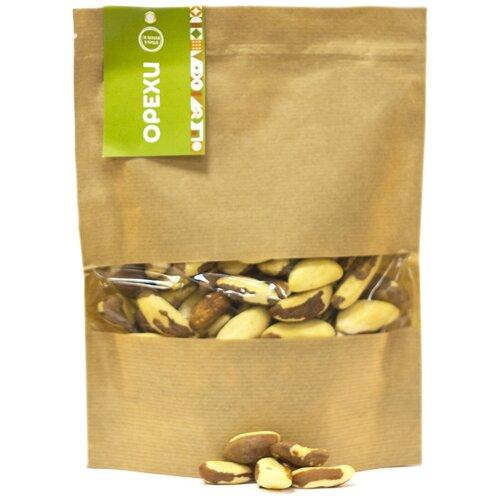 Орехи, Бразильский орех 475 гр, отборные вкусные орехи Зеленая Улица. Свежий урожай.Здоровое питание!