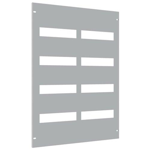 Передняя панель распределительного шкафа EKF mb65-1p вентилятор распределительного шкафа ekf fan19f