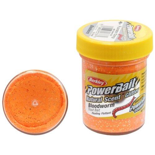 Форелевая паста Berkley - BGTBWFO2 (1214502) мотыль оранжевый