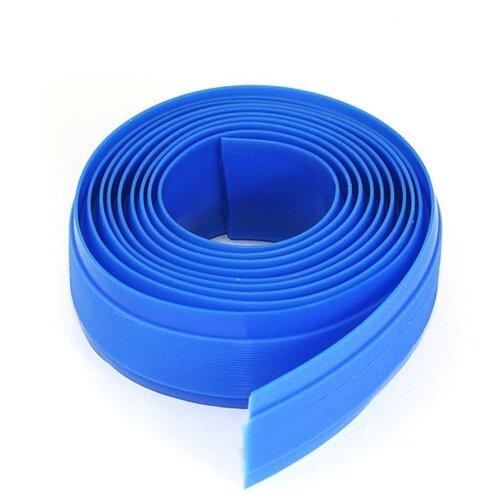 Лента-грипп для клюшки ХОРС структура изоленты(голубой)