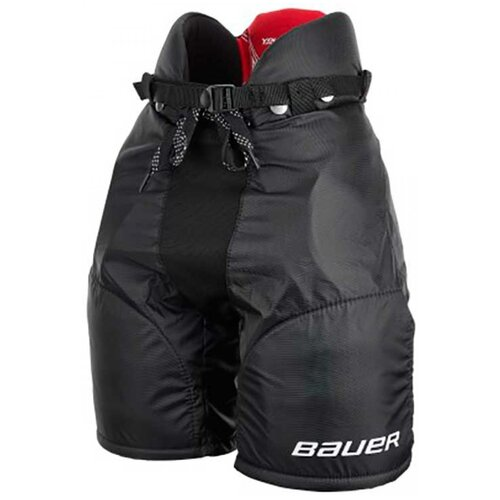 Шорты хоккейные BAUER NSX S19 YTH детские(L / черный/L)