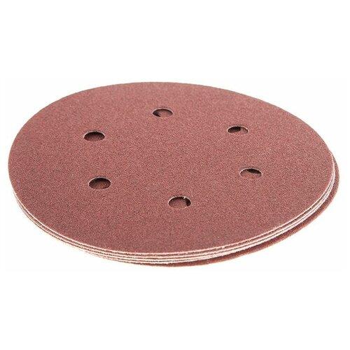 Фото - Шлифовальный круг на липучке Hammer 214-016 150 мм 5 шт шлифовальный круг на липучке hammer 214 016 150 мм 5 шт