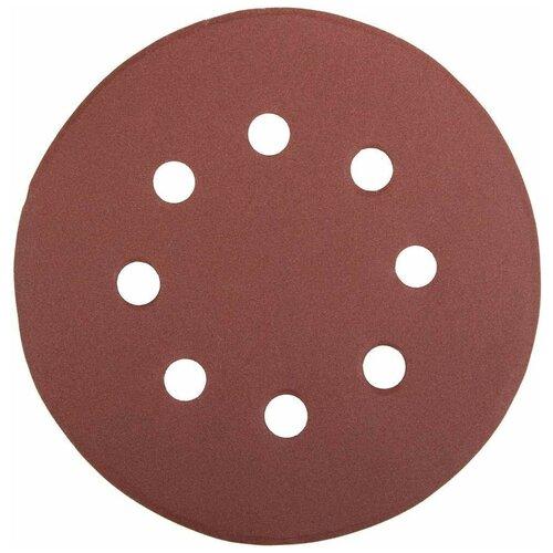 Фото - Шлифовальный круг на липучке STAYER 35452-125-320 125 мм 5 шт шлифовальный круг на липучке fit 39666 125 мм 5 шт