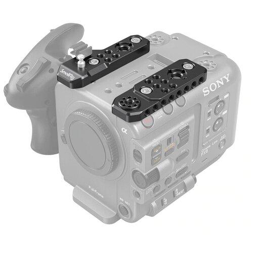 Фото - Верхняя площадка SmallRig 3186 для Sony FX6 площадка smallrig 3086