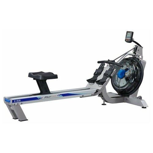 Фото - Гребной тренажер First Degree Fitness Rower Erg E-316А серебристый e e first lensman