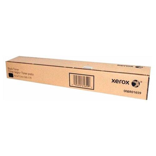 Фото - Тонер XEROX (006R01659) Color C60/C70, цвет черный, ресурс 30000 страниц, оригинальный, 1 шт. комплект шнуров питания xerox 497k15220 для c60 c70 2 прямых и 5 угловых шнуров