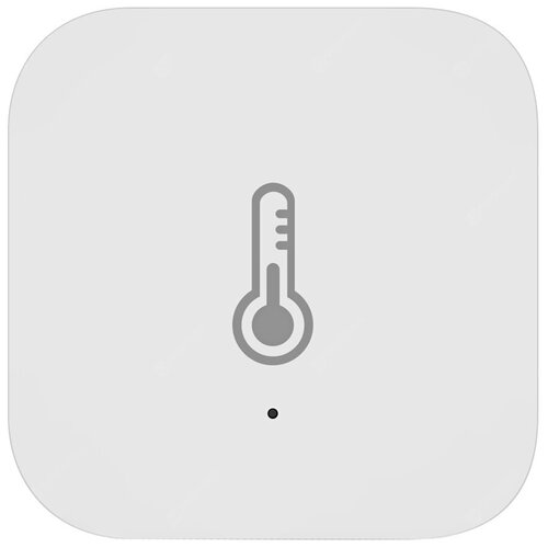 Комнатный датчик температуры и влажности Aqara Temperature and Humidity Sensor датчик xiaomi aqara temperature humidity sensor wsdcgq11lm