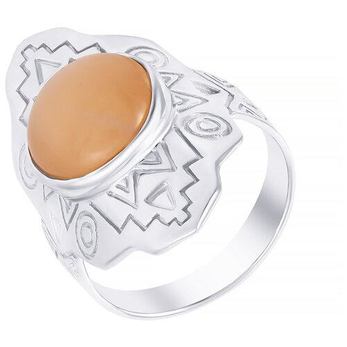 Фото - ELEMENT47 Кольцо из серебра 925 пробы с лунным камнем (адулярами) 11B-1662_KO_LK_WG, размер 17.5 element47 кольцо из серебра 925 пробы с лунным камнем адулярами 11b 1516 ko lk wg размер 17 5