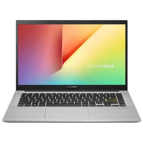 "Ноутбук ASUS VivoBook M413DA-EB328T (AMD Ryzen 5 3500U/14""/1920х1080/8ГБ/256ГБ SSD/AMD Radeon Vega 8/Windows 10 Home) 90NB0R78-M05790 белый"