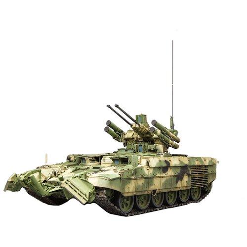 realts voyager models 1 35 modern russian t 90 dozer basic detail set for meng ts 014 Сборные модели MENG TS-010 бмпт ТерминаторRUSSIAN FIRE SUPPORT COMBAT VEHICLE BMPT 1/35