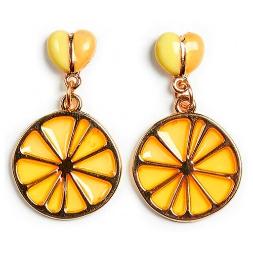 BRADEX Серьги Дольки лимона AS 0979 bradex серьги вероника as 0225