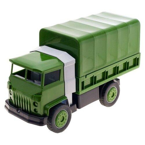 Купить Военный автомобиль с тентом 3639252, Соломон, Машинки и техника