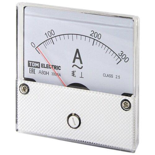 Амперметр аналоговый TDM ЕLECTRIC А80Н
