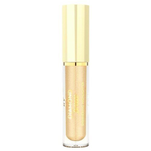 Golden Rose Хайлайтер Diamond Breeze Shimmering Highlighter 02,champagne