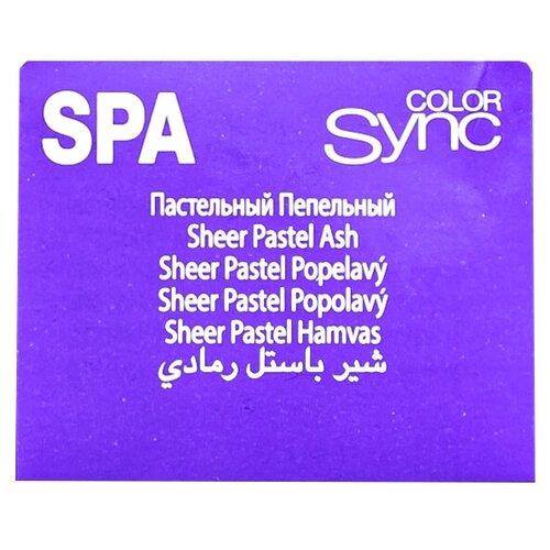 Купить Matrix Color Sync краска для волос без аммиака, SPA пастельный пепельный, 90 мл