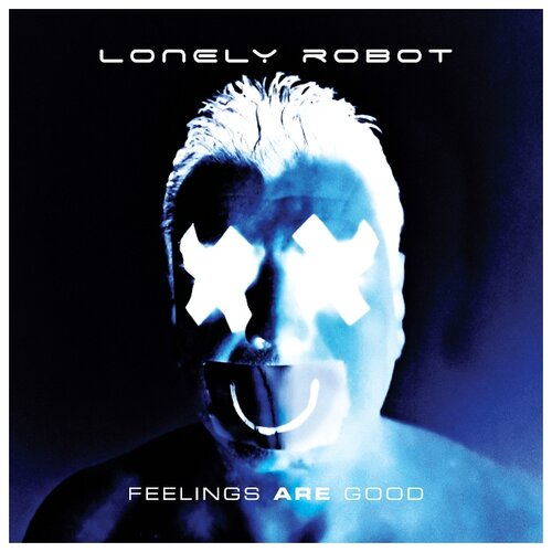 Sony Music Feelings Are Good. Lonely Robot (2 LP + CD) (виниловая пластинка, CD)