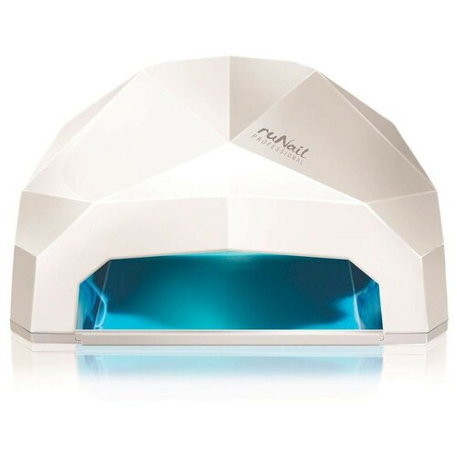 Купить RuNail, UV LED-лампа (белая), 24 Вт, Runail Professional