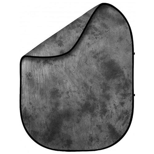 Фото - Фон на пружине Raylab RL-PB100 Grey Muslin муслиновый серый односторонний тетрадь на пружине printio генгар