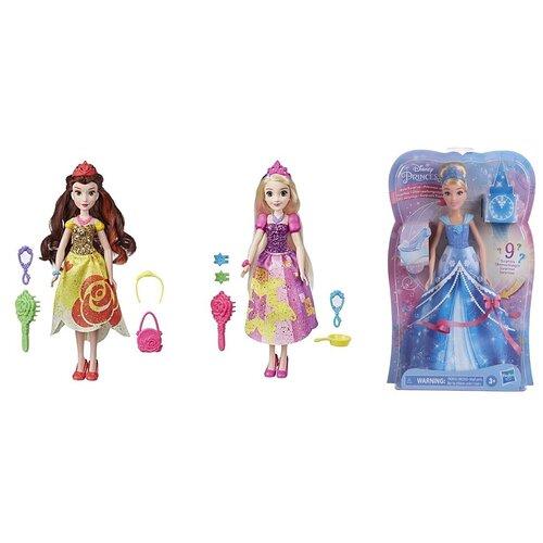 Игрушка Hasbro Disney Princess Кукла с аксессуарами (в ассортименте) E3048EU6