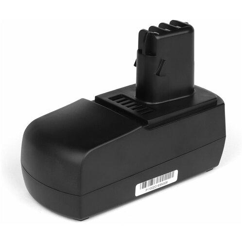 Фото - Аккумуляторная батарея (аккумулятор) TopOn для электроинструмента Metabo 6317400006 18V 3.0Ah Ni-Mh батарея аккумуляторная для электроинструмента 020626
