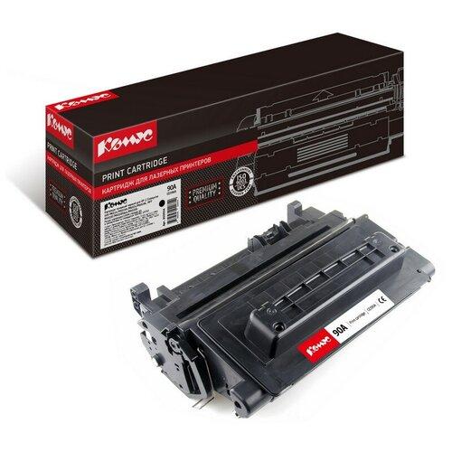 Фото - Картридж лазерный Комус CE390A чер. для HP nterpise 600/M601/M602 картридж hp ce390a 90a для lj m4555mfp m601 m602 m603 10000стр