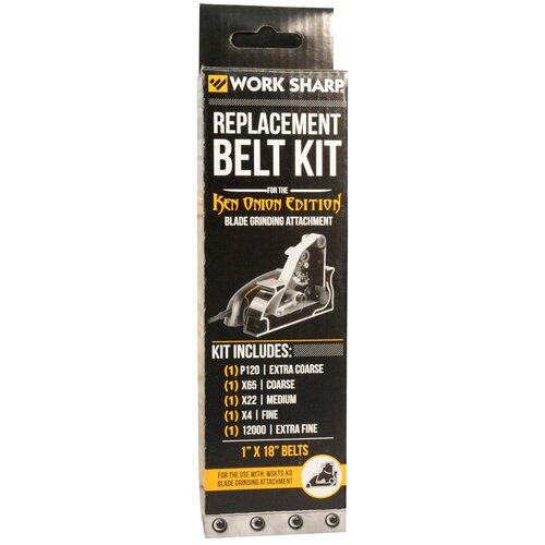 Аксессуар Work Sharp Ken Onion Blade Grinder Attachment Belt Kit, бежевый