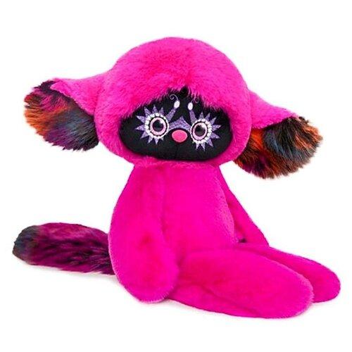 Мягкая игрушка «ЛориКолори. Тёко», цвет фуксия, 30 см