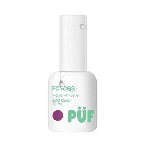 Купить Гель-лак для ногтей PUF Eco Color, 10 мл, №067